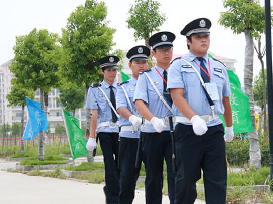 学校保安服务